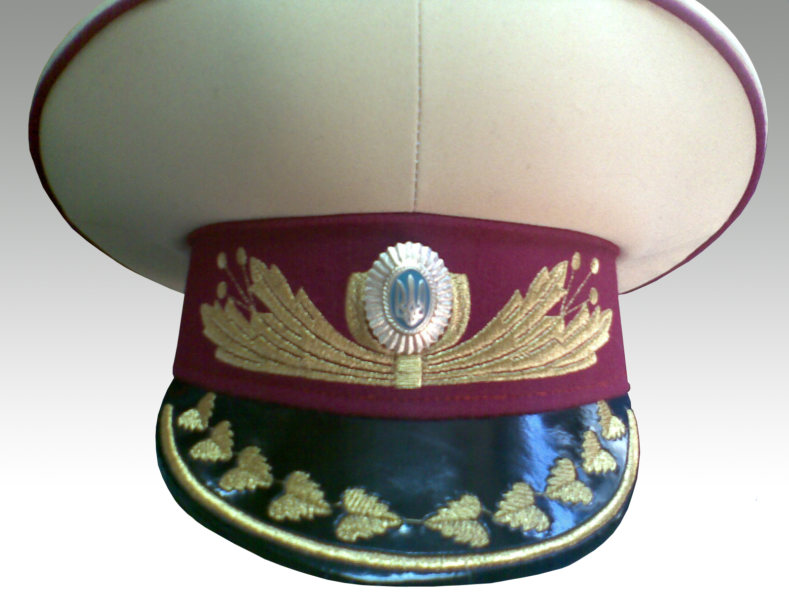 фуражка казачья генеральская парадная