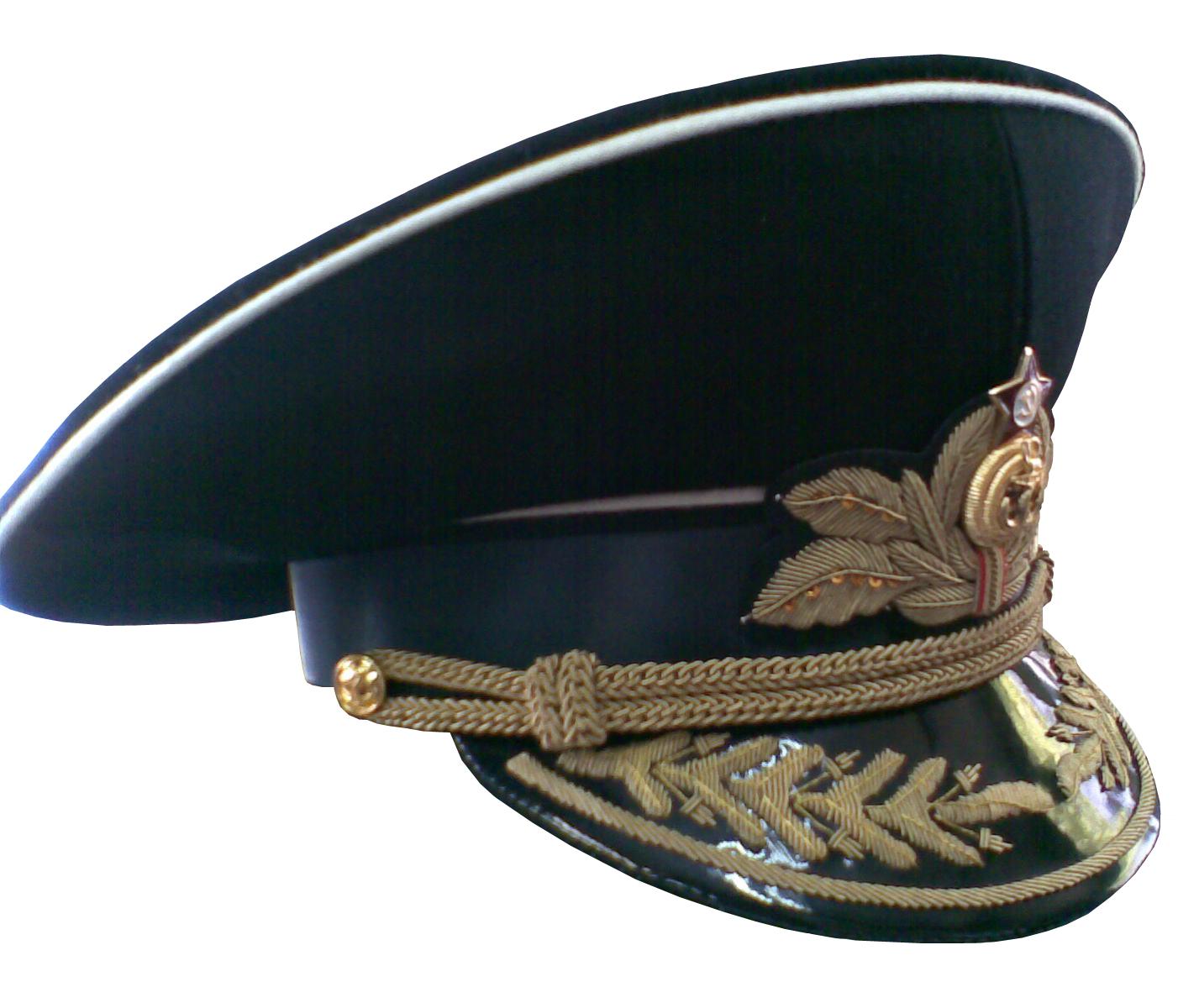 фуражка адмиральская ВМФ СССР